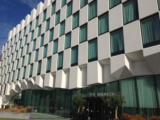 The Marker Hotel: cool frontage