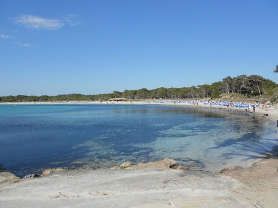 Es Trenc: best beach in Mallorca