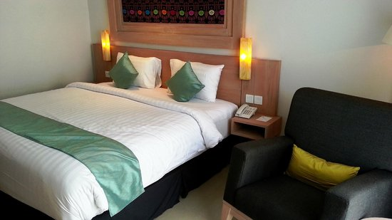 The Kuta Playa Hotel and Villas: Our Superior Room