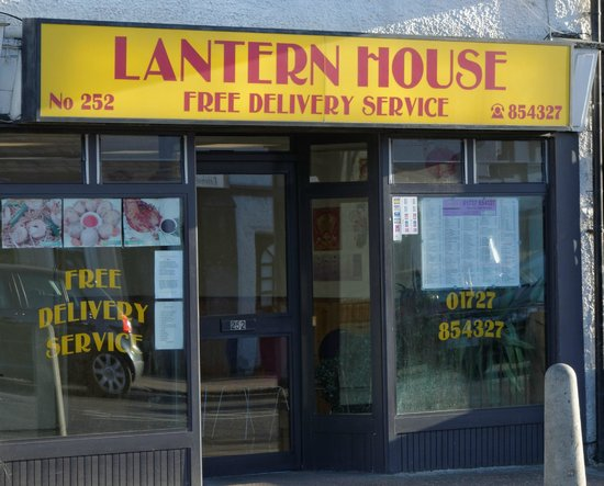 Chinese Restaurant Hatfield Road St Albans