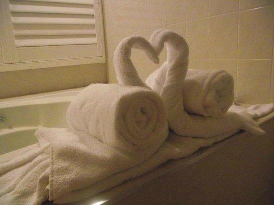 BEST WESTERN PLUS Cairn Croft Hotel: Mr and Mrs Swan