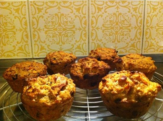 Am Pavillon B&B : we love to surprise our guests with homemade muffins now and then :)