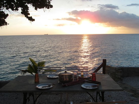 Sun Reef Village: Oceanfront view