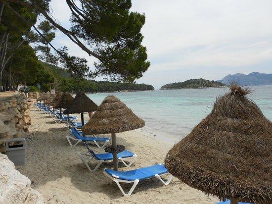 Formentor, a Royal Hideaway Hotel: beach