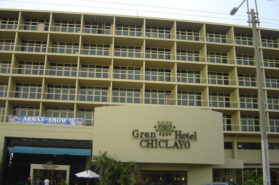 Casa Andina Select Chiclayo: Hotel