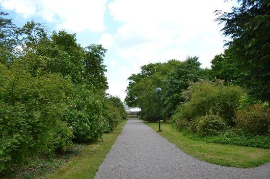Botanical Gardens (Botaniska Tradgarden): Walk inside the garden