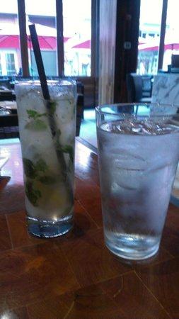 Redwood's Bethesda Lemonade - refreshing!
