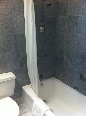 Clift Hotel San Francisco: bathroom