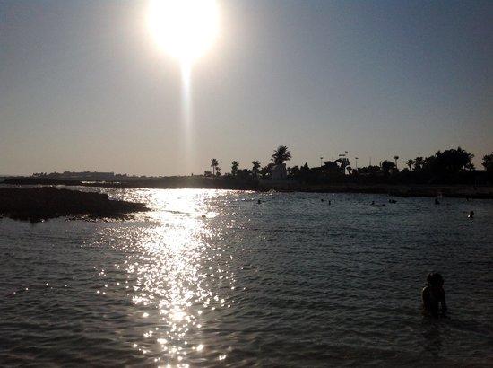 Adams Beach Hotel: Bliss