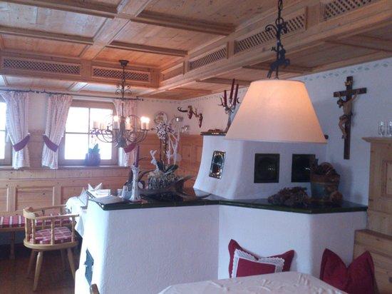 Der Kapruner Hof: second part of restourant