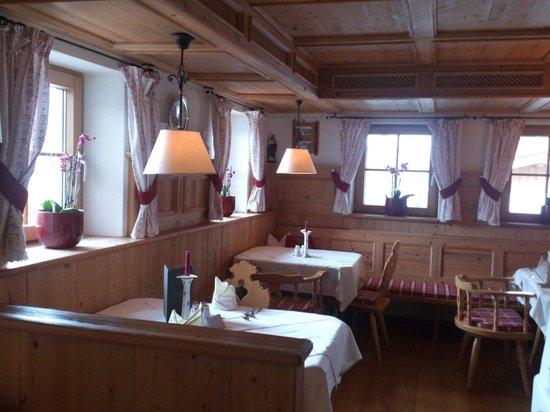 Der Kapruner Hof: restaurant