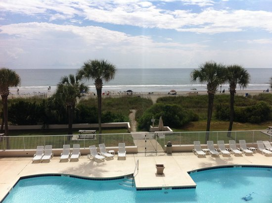 Econo Lodge Inn & Suites Beach: Room 306