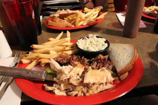 Beartooth Barbecue: Carne BBQ