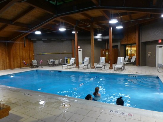 Our room picture of holiday inn burlington south - Swimming pools burlington ontario ...