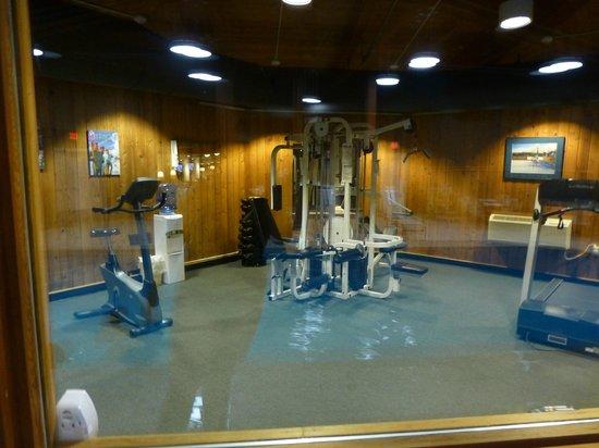 Holiday Inn Burlington: Fitness Room