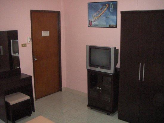 Principe Village: room