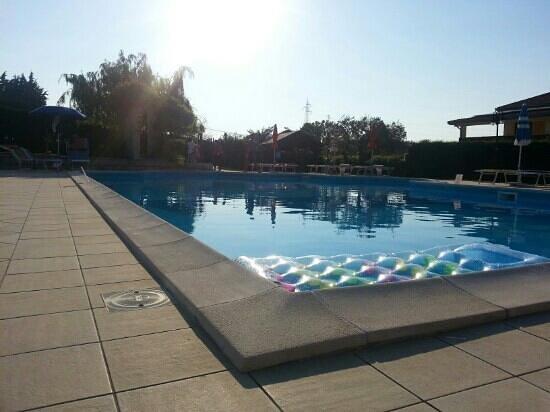 Hotel Villa Rosa: Tramonto