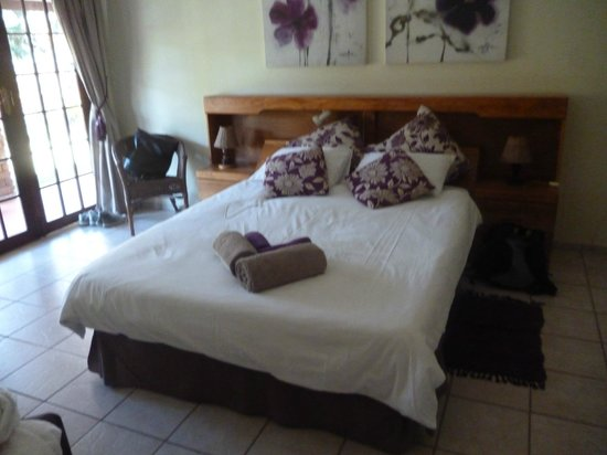 Marlin Lodge St Lucia: Zimmer