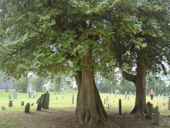 Historic Deerfield: Old Burial Grounds