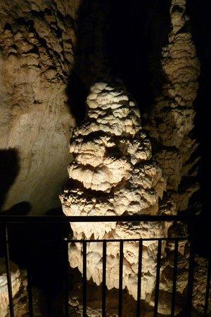 Aven d'Orgnac Grand Site de France (Grotte et Cite de la Prehistoire): 鍾乳洞2
