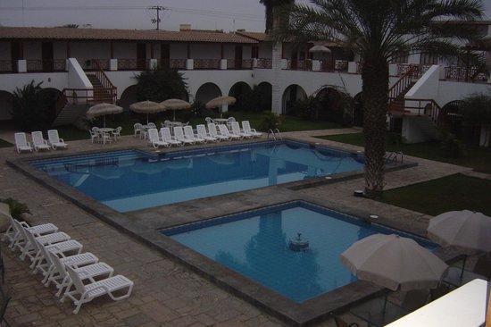 DM Hoteles Nasca: Piscina