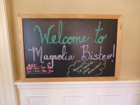 Magnolia: Their sign