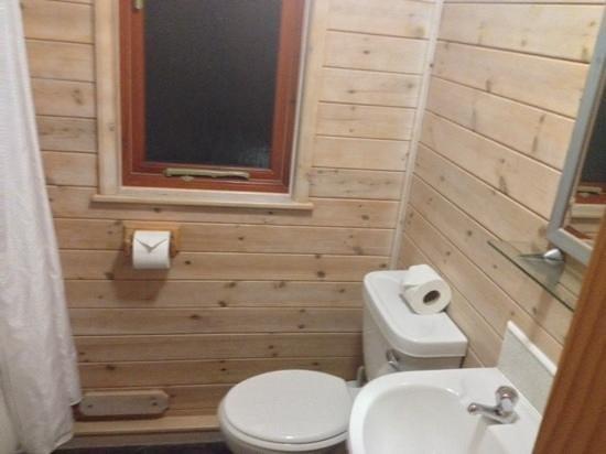 Sandybrook Country Park: bathroom