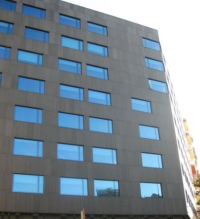 Ayre Hotel Gran Via: Aussenansicht
