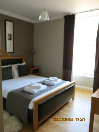 St Giles Apartments: Bed Room 2