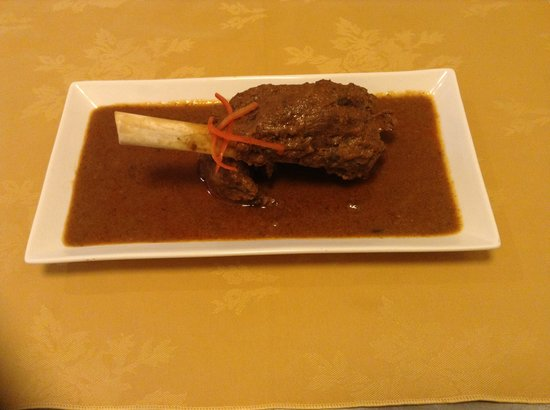 Kurries And Steaks: Lamb Shank Nizami