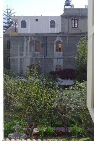 Casa Andina Standard Arequipa: Cortile interno
