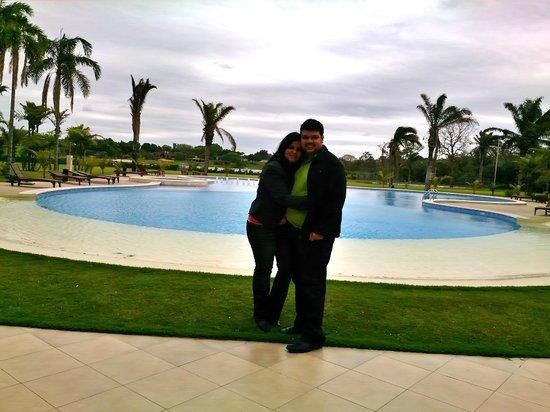 Sun Hotel: Alrededor de la piscina