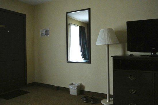 Econo Lodge : Sad Room