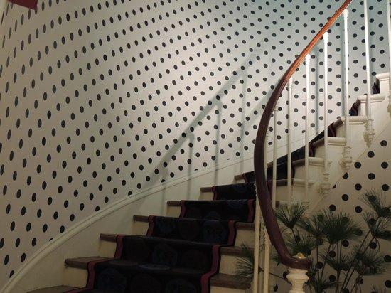 Hotel Astoria - Astotel: stairs