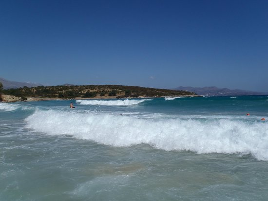 Istro Beach: Surf at Vulisma Beach