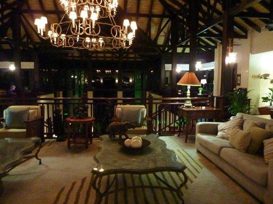 Fairmont Zimbali Lodge: Reception area