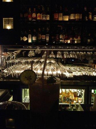 Siam Supper Club: Wonderful drink Mango Mojito!