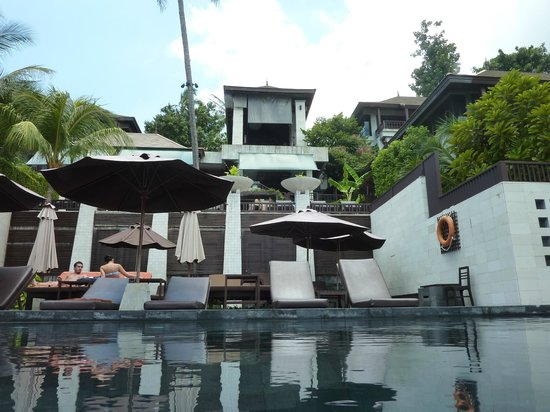 The Kala Samui : Pool view up