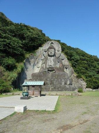 Nokogiriyama Nihonji Tenbodai: the Daibutsu of Nihon-Ji