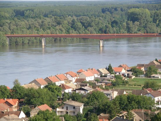 Osijek-Baranja County, Croatia: The village of Batina, Baranya