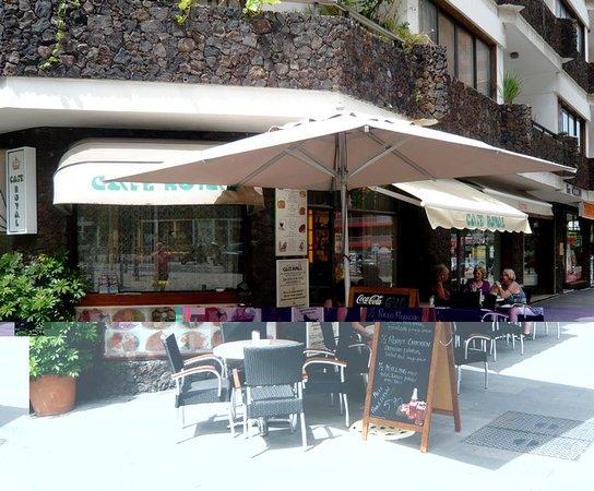 Cafe Royal Puerto De La Cruz