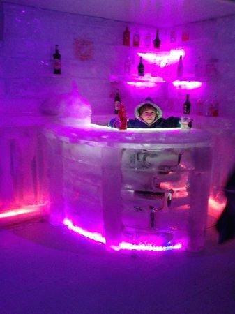 Panamericano Bariloche: Ice Bar