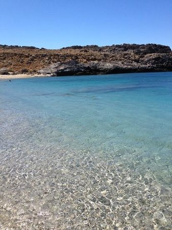 Skinaria Beach: Schinaria beach Creta 2013
