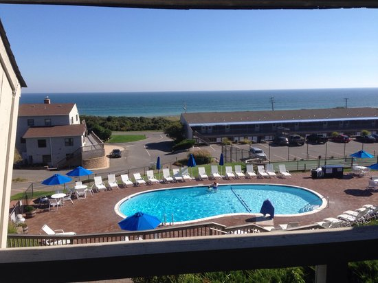 Beachcomber Resort At Montauk: View from 407!