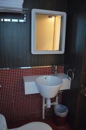 Bridal Tea House Hotel (To Kwa Wan) : the toilet