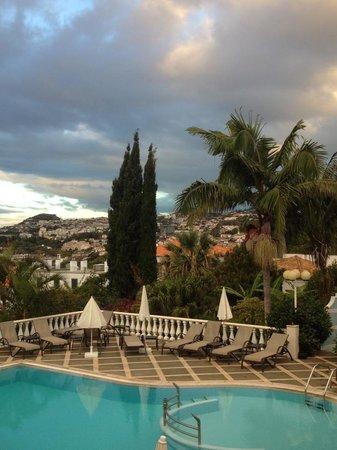 Hotel Quinta Bela Sao Tiago: View