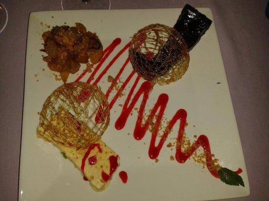 Al Farachah: Assiette gourmande