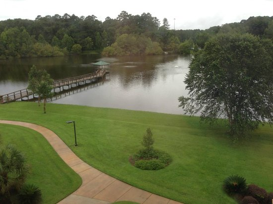 Staybridge Suites Tallahassee I-10 East: View of Pond