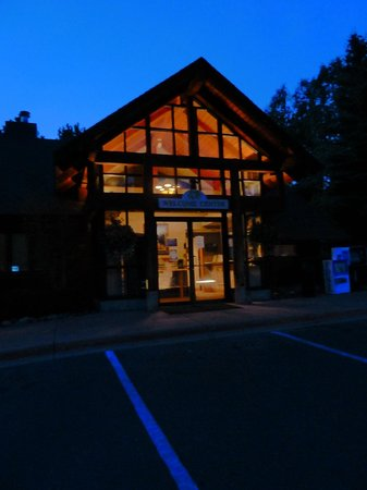 Rams Horn Village Resort: The Welcoming Center At Rams Horn