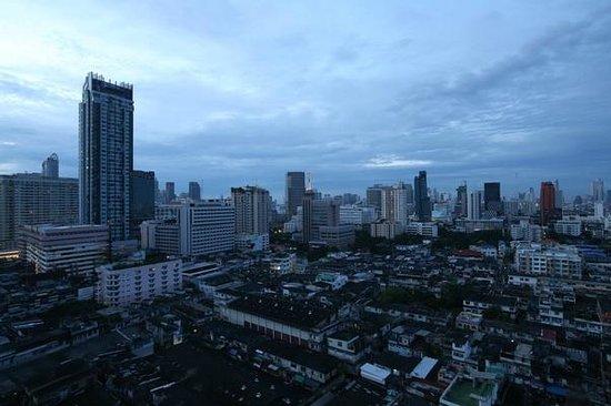 Bangkok City Hotel: From 20th floor
